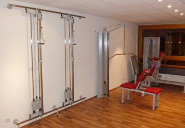 Physiotherapie Zaar Trainingsgeraete